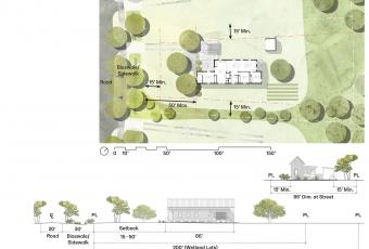 Resettlement Site Renderings